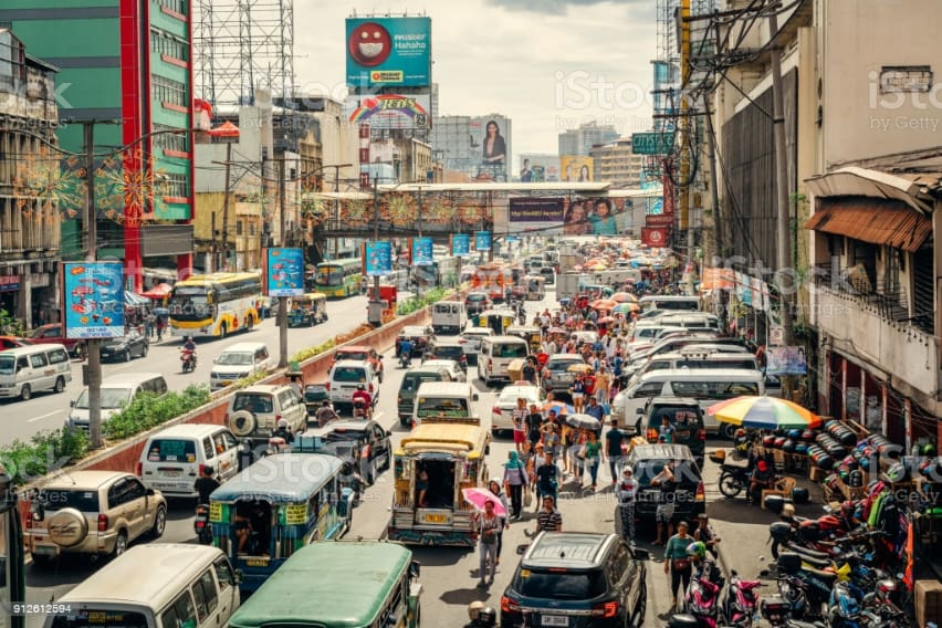 The Philippine Traffic Problem: How the New Government Plans to Solve It (Updated)
