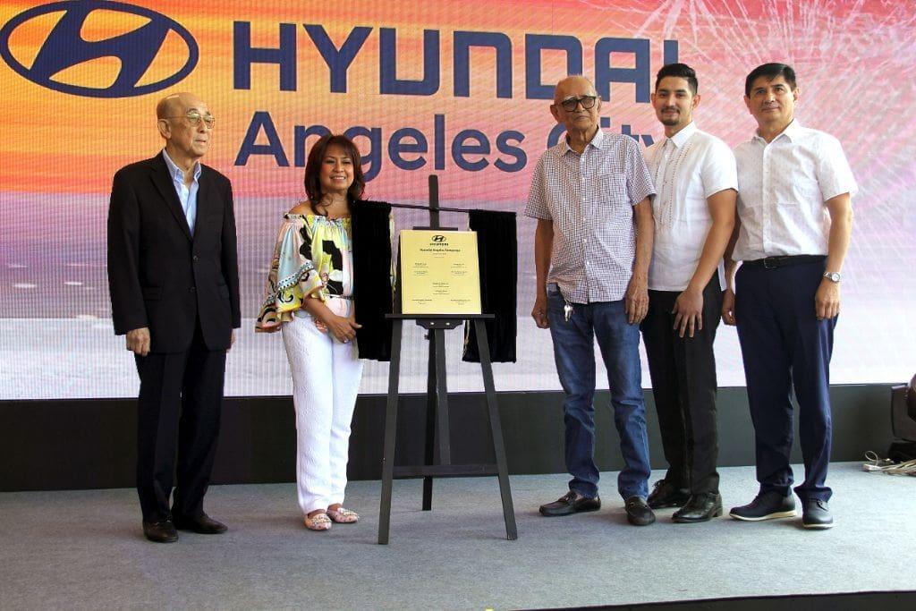 Hyundai Starts the New Decade Strong with Hyundai Angeles Opening