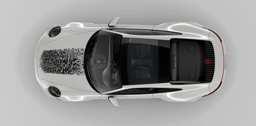 Porsche 911 Fingerprint