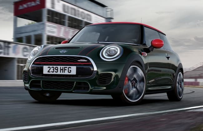 The 306-HP MINI Coopers Are Here