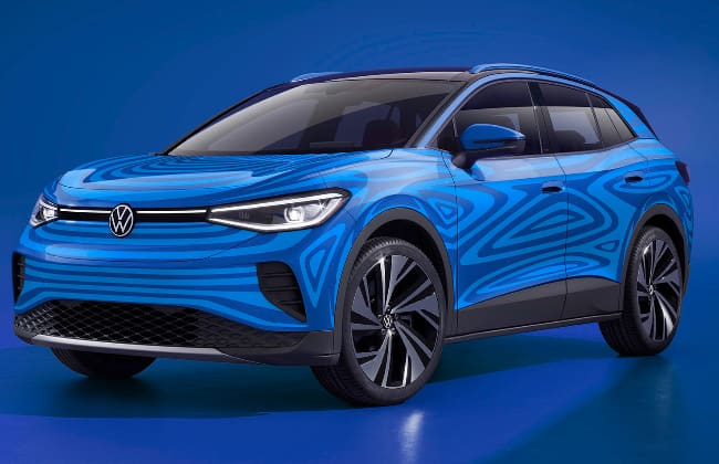 Volkswagen Names Its First Long-Range Electric Compact SUV ID.4