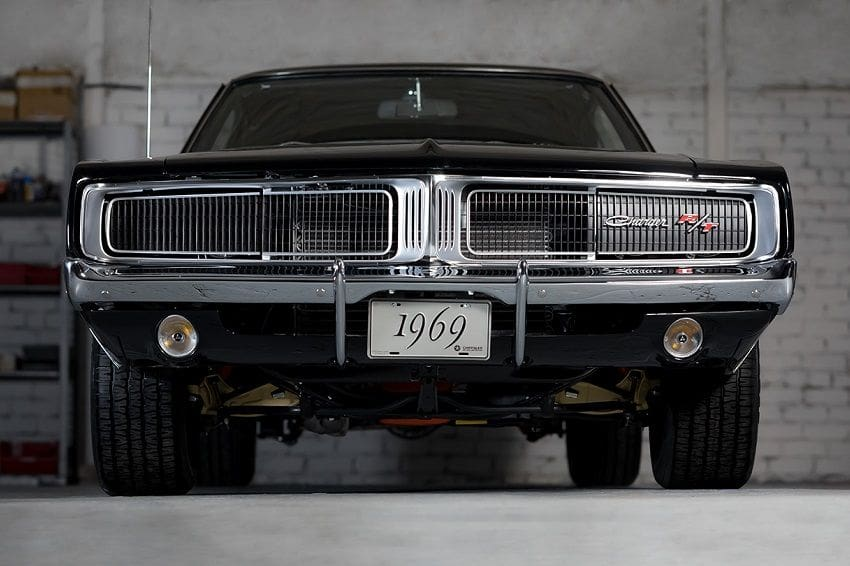Classic Car Restorers Unveil 'Ultimate' 1969 Dodge Charger R/T