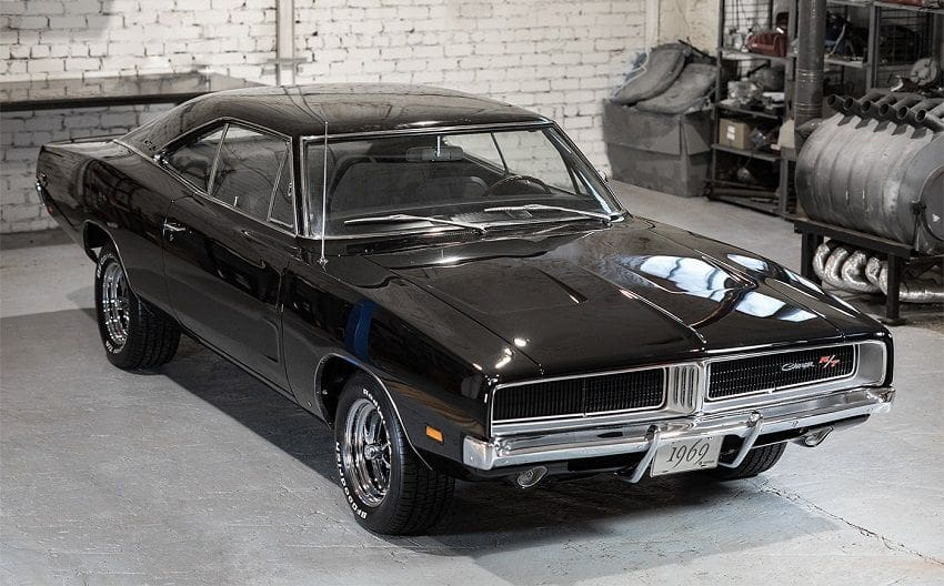 Classic Car Restorers Unveil Ultimate 1969 Dodge Charger R T