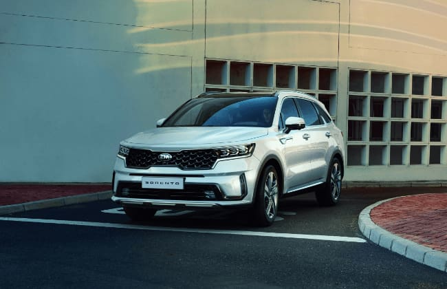 Kia Motors Set to Release the Sorento via Facebook