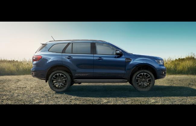 Ford Everest Sport Launch Postponed