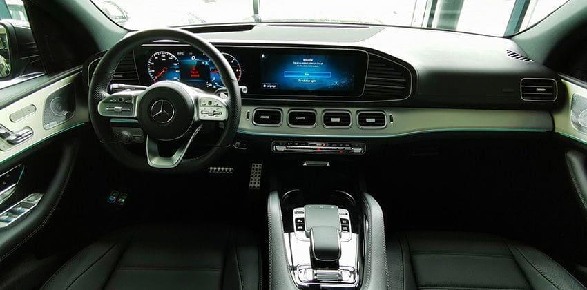 Mercedes Benz GLS 350D AMG