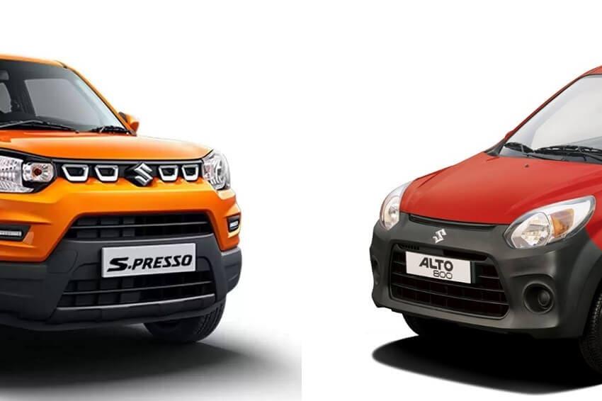 Car Comparison: Suzuki Alto vs. All-New Suzuki S-Presso