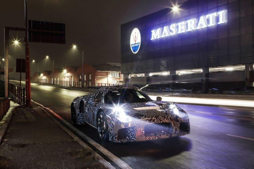 Maserati MC20 MMXX
