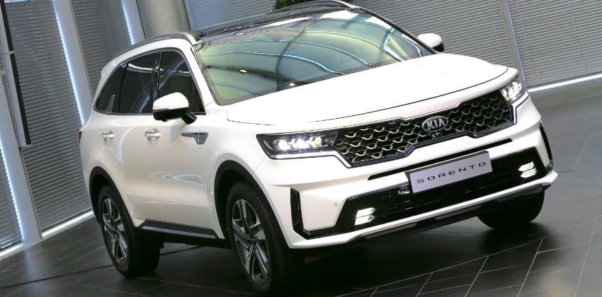 All New Kia Sorento