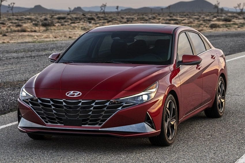 Hyundai Livestreams World Premiere of All-New 2021 Elantra ...