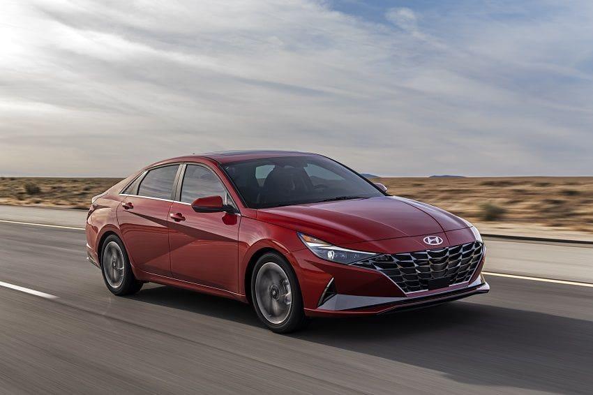Hyundai Livestreams World Premiere of All-New 2021 Elantra in Hollywood