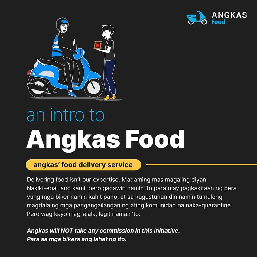 Angkas Food