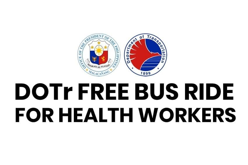 DOTr Increases Free P2P Trips for Healthcare Workers to 16 Bus Routes