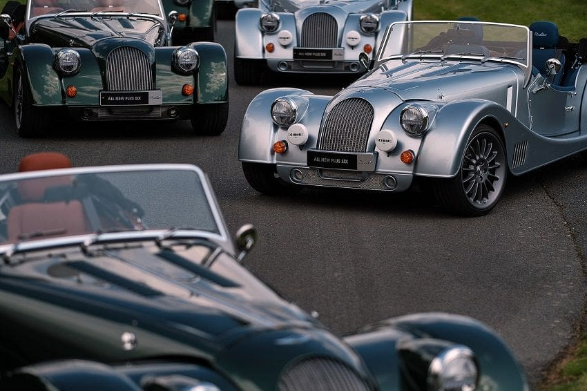 Morgan Plus 4 70th Anniversary Edition Is Finally Here