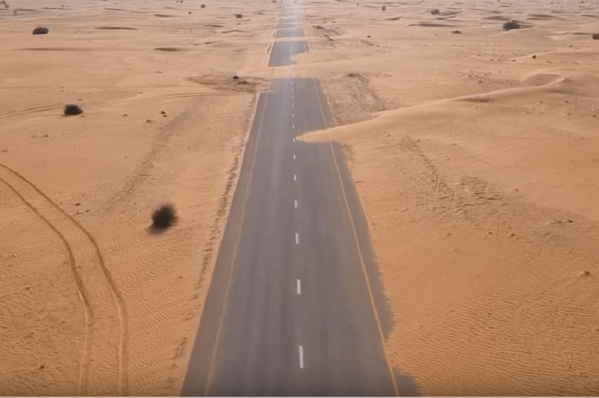 Nissan Releases 'Ode to Empty Roads' Video