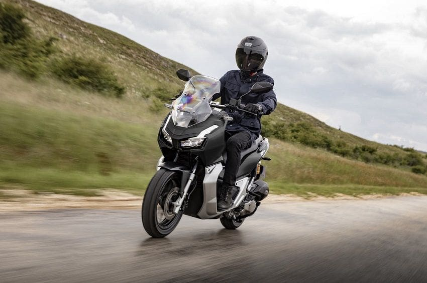 Honda ADV150 Now Available in US