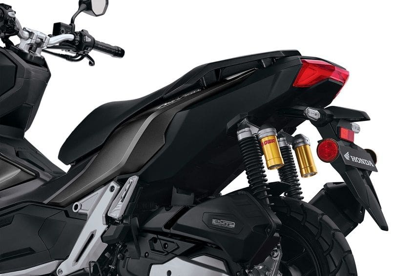 2021 Honda ADV150 Rear