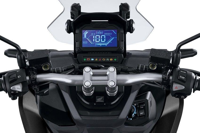 2021 Honda ADV150 Meter