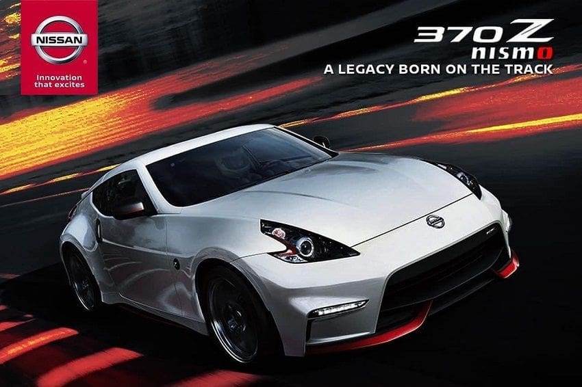 Autohub Group Announces Official Pricing for 2020 Nissan 370Z