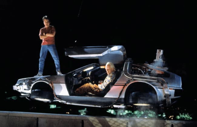 Here are 5 of the Most Iconic Film Cars