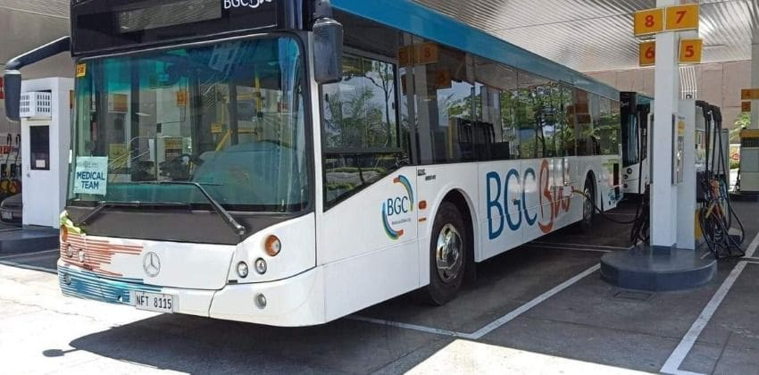 BGC Bus Shell