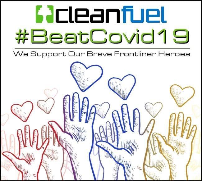 Cleanfuel Covid19