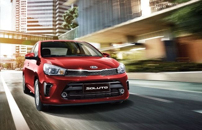 Kia Soluto Could be Good Consideration for Frontliners