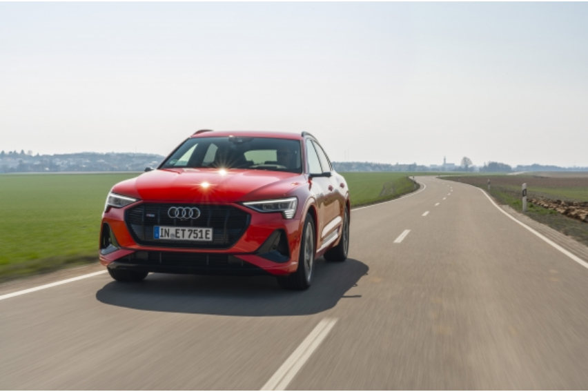 Audi Adds 2020 Audi E-Tron Sportback in its Full-Electric Lineup