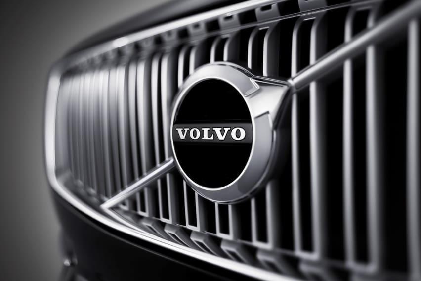 Volvo's badge