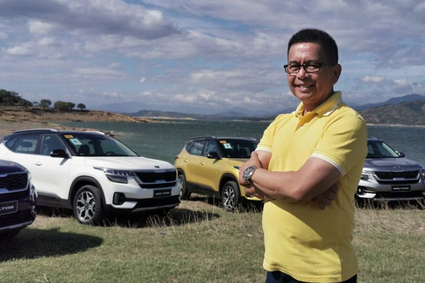 Kia PH likely to meet recalibrated target for 2020