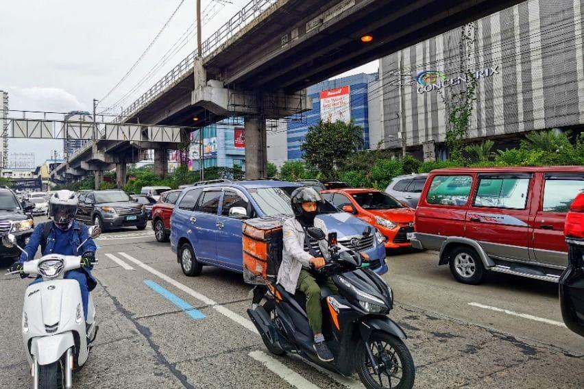 Edsa commute