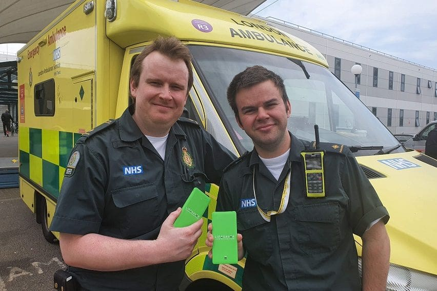 Nissan UK Supports NHS 'Lifeline to the Frontline' Initiative