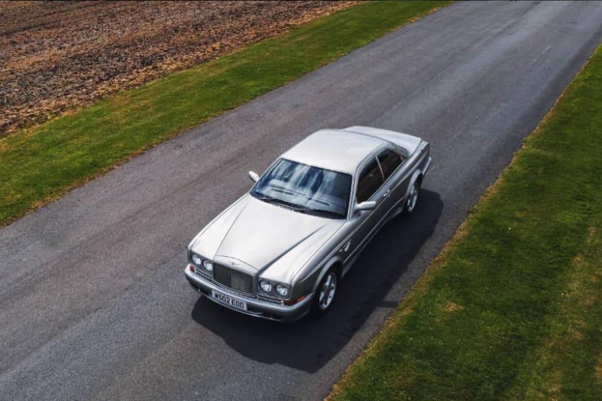 Bentley Continental R Mulliner (2000)