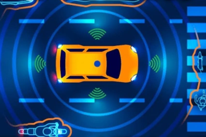 LiDAR technology in cars
