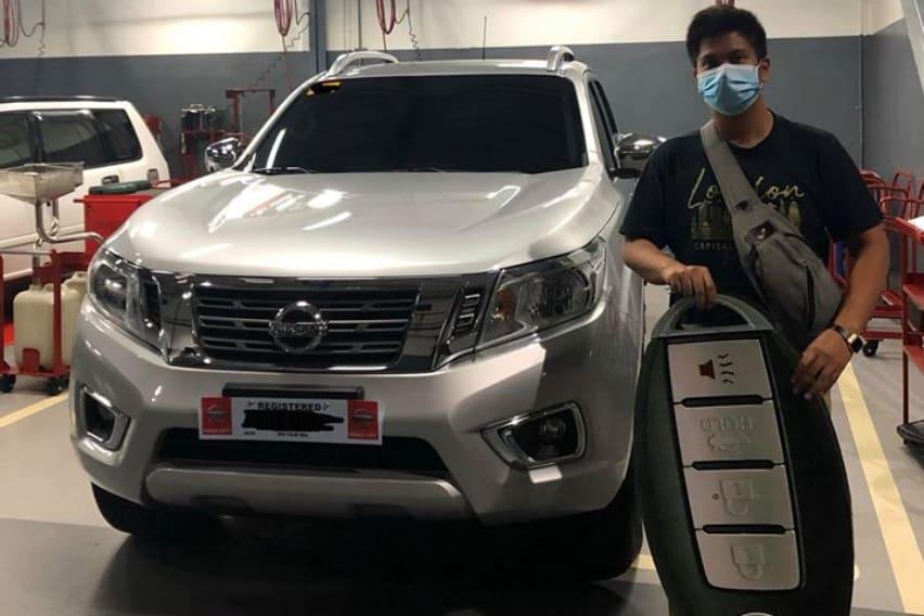 Nissan car owner