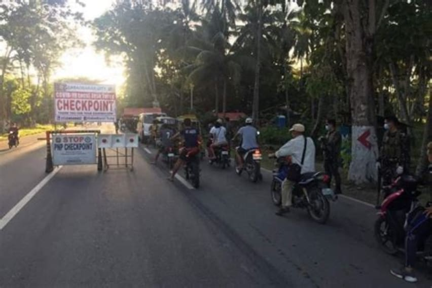 PNP and checkpoint
