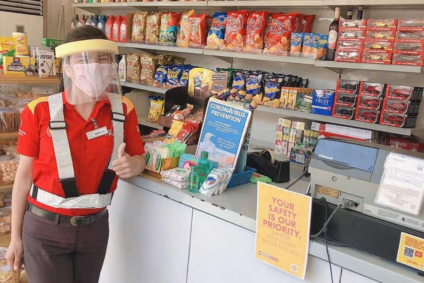 SHELL SELECT OFFERS SAFER, SMARTER GROCERY SHOPPING