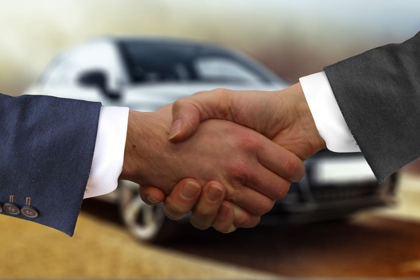 buying a car deal