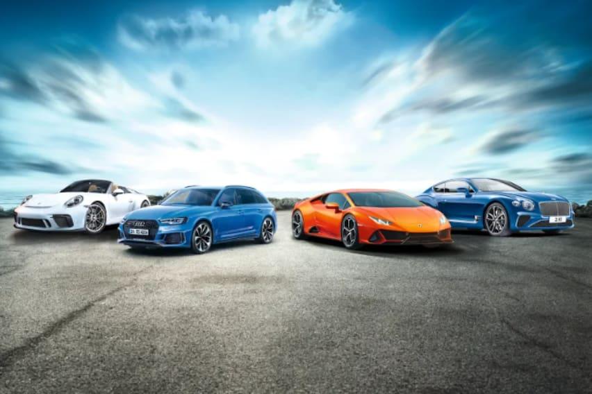 PGA Cars reopens Audi, Bentley, Lamborghini, and Porsche showrooms