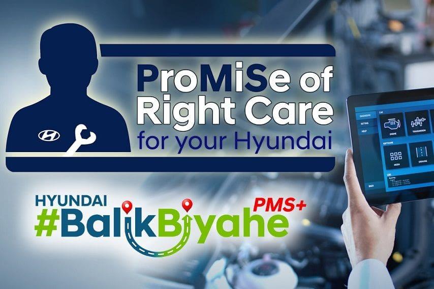 Hyundai PH unveils #BalikBiyahe ProMiSe program
