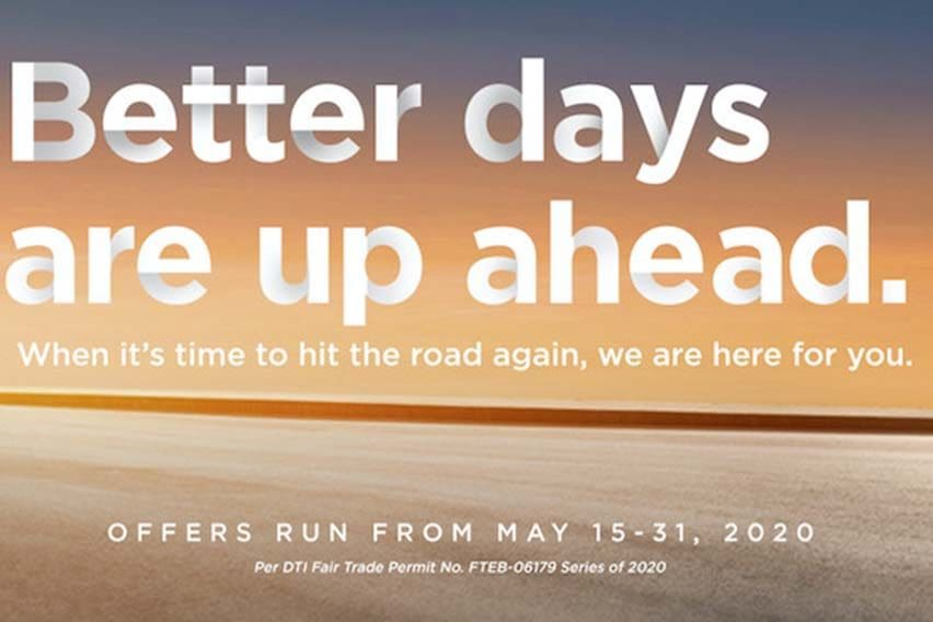 Toyota moves forward with 'Better Days Ahead' campaign