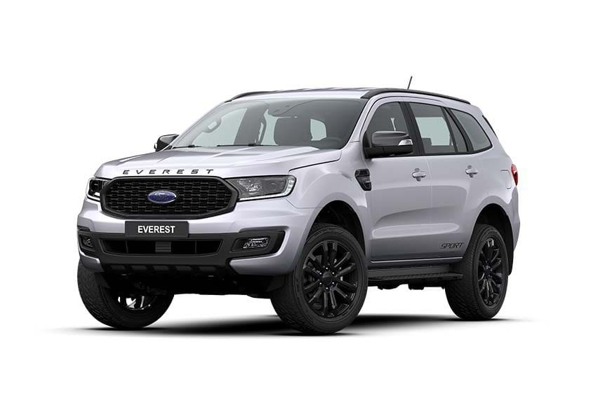Ford Everest Sport main2
