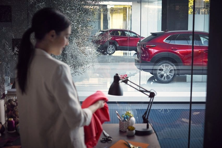 Mazda adjusts production targets in light of pandemic