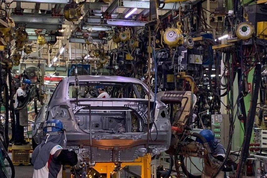 Toyota PH Laguna manufacturing site restarts ops
