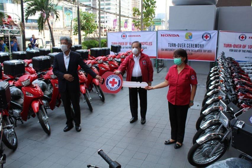 PRC Honda Philippines
