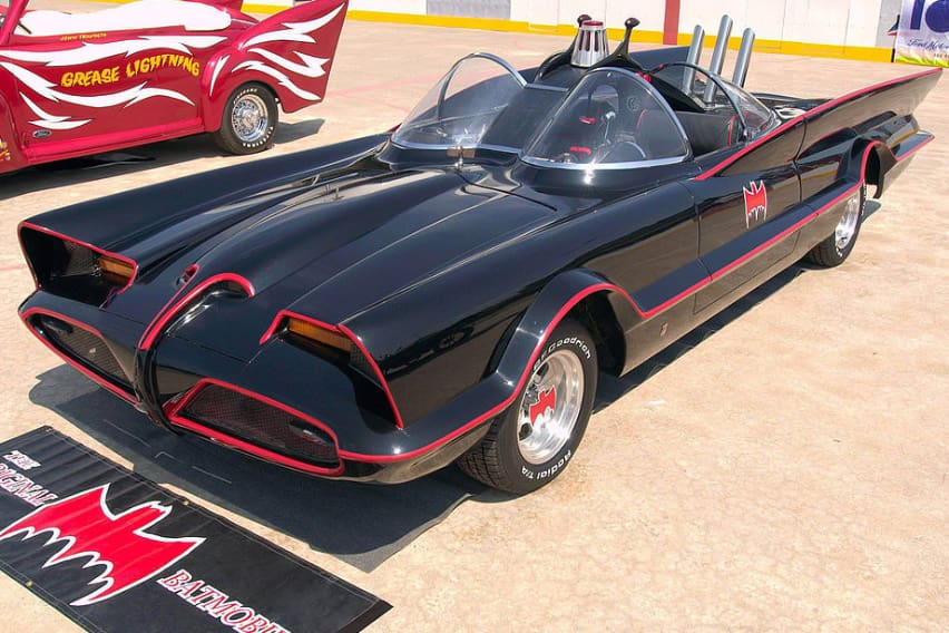 You can now watch Warner Bros.' Batmobile documentary on YouTube