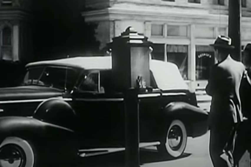 1943 Batmobile Cadillac
