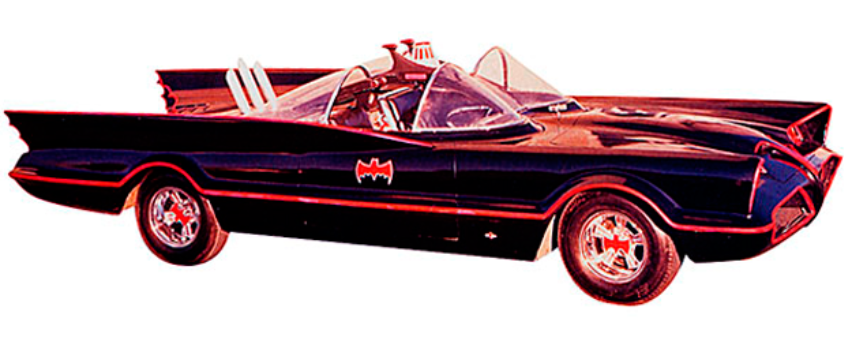 Batmobile by George Barris
