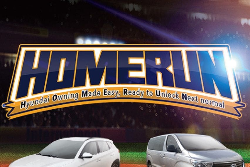 Hyundai PH wants you to score a HOMERUN with latest promo