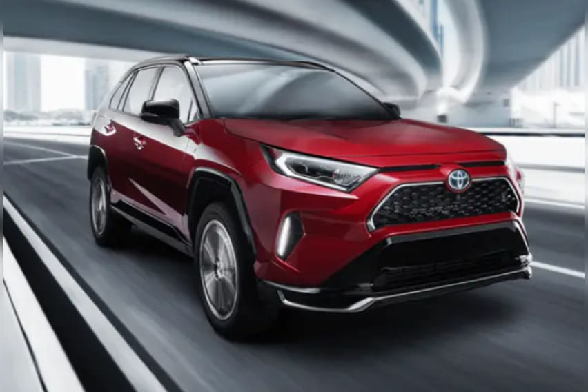 Toyota US retails 2021 RAV 4 Prime within P2-million range